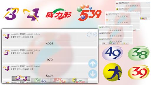 Fast Taiwan Lottery Results screenshot 8