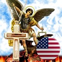 Rosary of Saint Michael the Archangel with audio icon