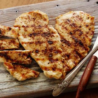 Cumin Grilled Chicken Breasts Recipe