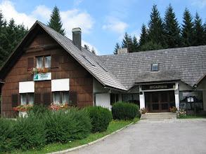 Photo: hotel del Parco Nazionale