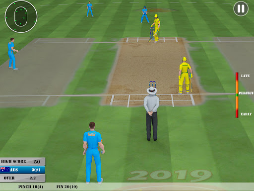 Cricket World Tournament Cup  2020: Play Live Game screenshots 9