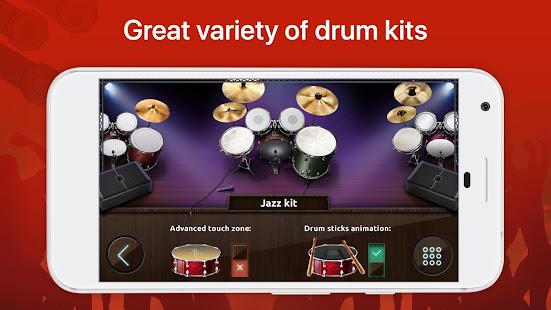 Drum Kit Music App : wedrum drum set music games drums kit simulator apps on google play ~ Hamham.info Haus und Dekorationen