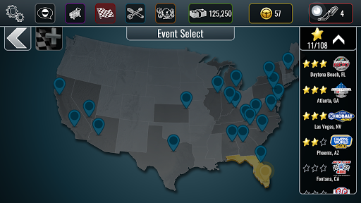 NASCAR Heat Mobile 1.3.8 screenshots 6