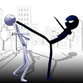 Stickman Karate Fighting 3D -  Ninja Epic Battle