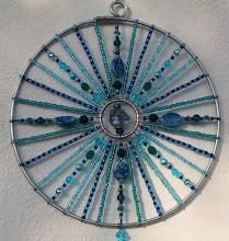 Photo: THE SEA - Detail Glass beads