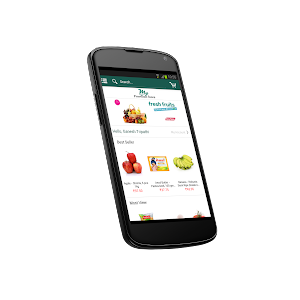 My Provision Store Grocery App screenshot 1