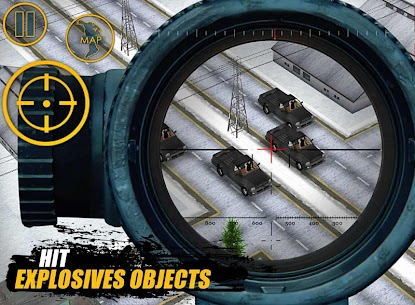 Sniper Shooter 3D Assassin Offline Shooting Games 6