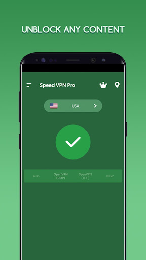 Speed VPN Pro-Fast, Secure, Free Unlimited Proxy screenshot 2