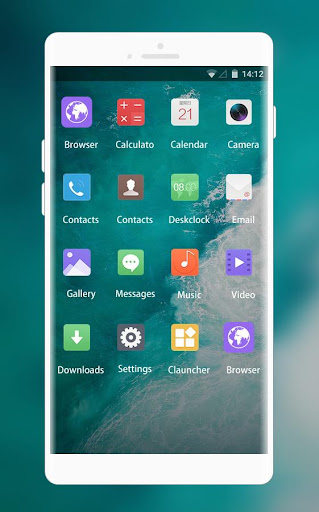 Theme for Gionee S10 HD 2.0.50 screenshots 2