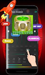 App max sound booster (speaker boost ; volume booster) APK for Windows Phone
