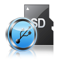 Paragon UFSD root mounter icon