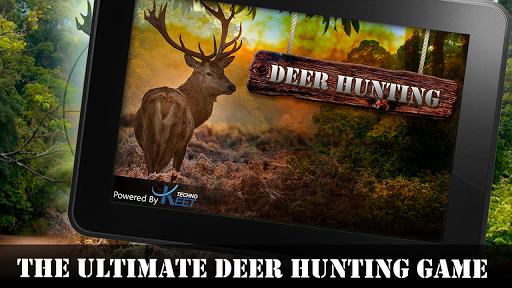 鹿スナイパー狩猟3D
