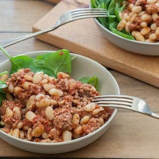Meaty Beans Recipe