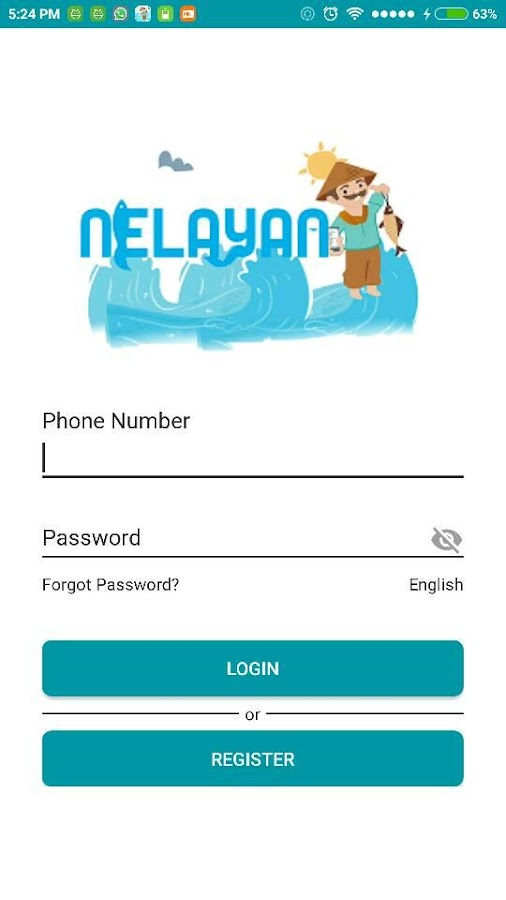 NELAYAN- screenshot