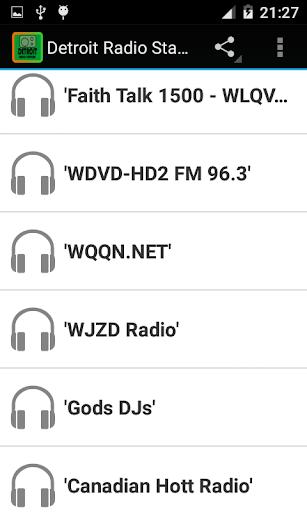 Detroit Radio Stations ss2