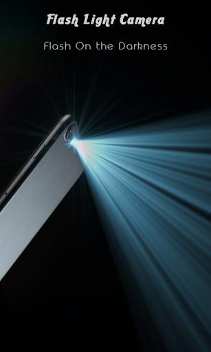 Flash Light Camera