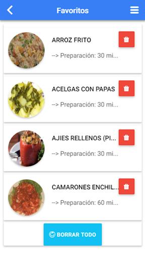 Recetas Cubanas: Cocina Cubana 1.2.3 Screenshots 6