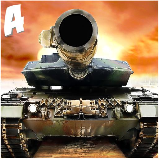 第二次世界大战: 坦克战斗 3D 動作 App LOGO-APP試玩