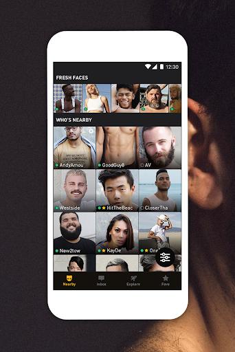 Grindr - Gay chat screenshot