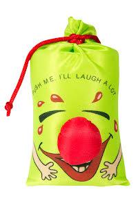Skrattpåse XXL, grön