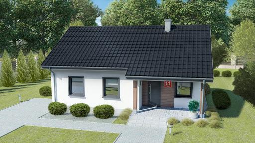 projekt Dom przy Bukowej 11
