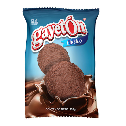 galletas danibisk gayeton clasico bolsa 432gr