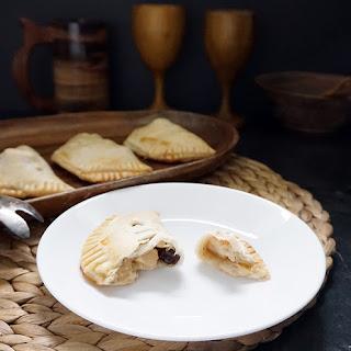 Rustic Honeyed Chicken Hand Pies
