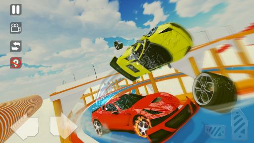 Ultimate Car Stunts : Extreme Car Stunts Racing 3D apktram screenshots 13