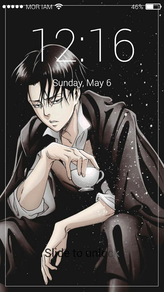 Attack On Titan 3 Anime Wallpapers Lockscreen Levi 1 0 Apk Download Com Attackontitan Leviandkenny Apk Free