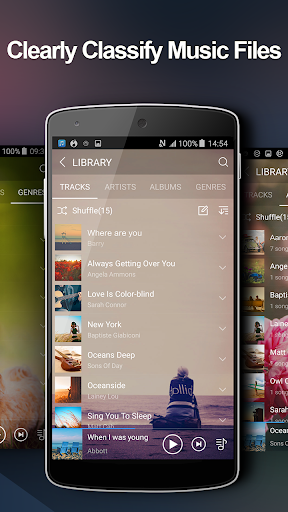 Music Player - Audio Player  screenshots 1
