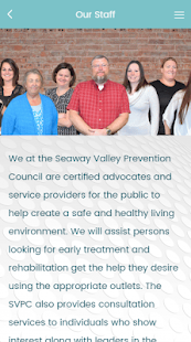 Seaway Valley Prevention Counc- screenshot thumbnail