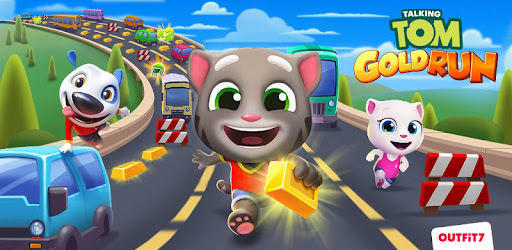 Talking Tom Gold Run - Apps on Google Play