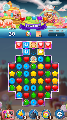 My Jelly Bear Story: New candy puzzle screenshots 5