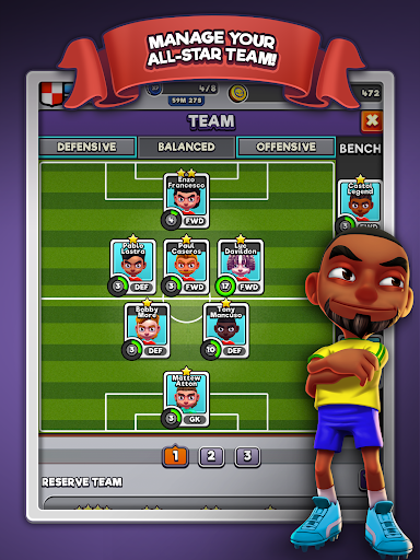 Football Fred 143 screenshots 21