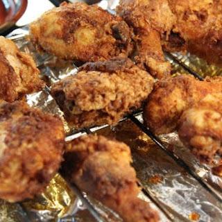 Steve's Fried Chicken #SundaySupper