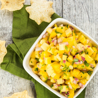 Spicy Mango Salsa Recipes