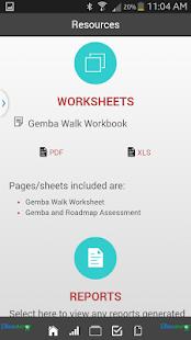 Manufacturing Gemba Walk – Apps bei Google Play