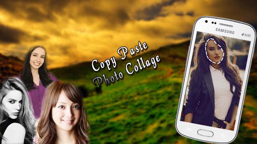 Copy paste collage