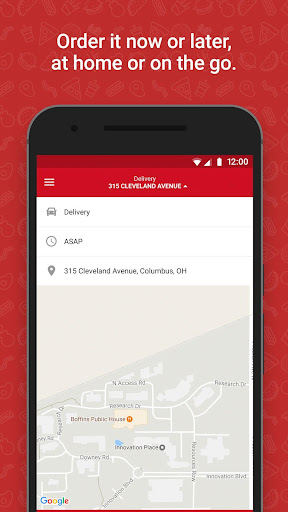 SkipTheDishes - Food Delivery  screenshots 4