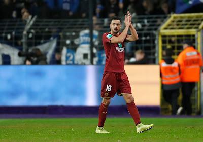 Nacer Chadli restera-t-il avec Anderlecht ? Sa décision tombera avant ou après l'Euro