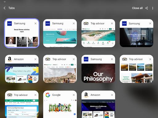 Samsung Internet Browser Beta screenshots 16