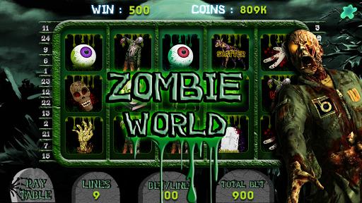 Dead Walking Zombie Slots Free