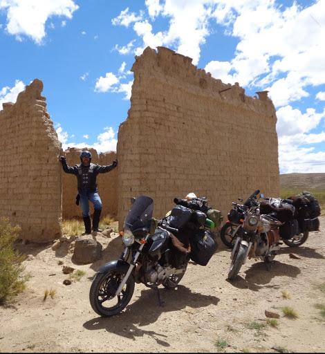 Voyage moto routes andines en BMW 1200 GS