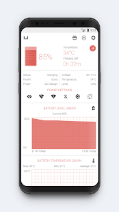 Battery Monitor - náhled