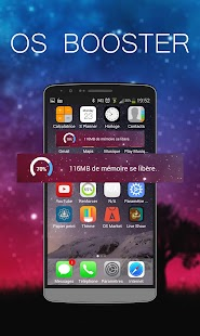 OS 10 Launcher for Iphone 7 for PC-Windows 7,8,10 and Mac apk screenshot 3