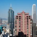 view from my penthouse apartment in Hong Kong in Hong Kong, , Hong Kong SAR