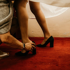 Wedding photographer Andrea Gaspar fuentes (Blankowedding). Photo of 04.09.2018