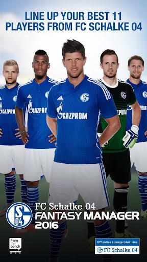 Schalke 04 Fantasy Manager '16