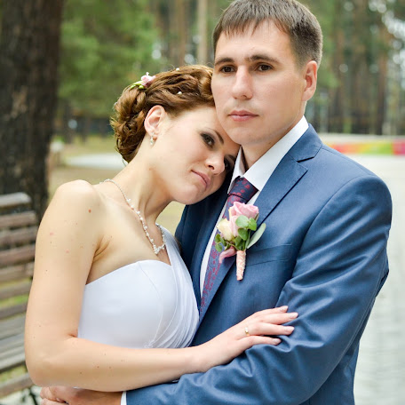 Wedding photographer Lyubov Kuzmina-Rychkova (id165694060). Photo of 13.08.2015