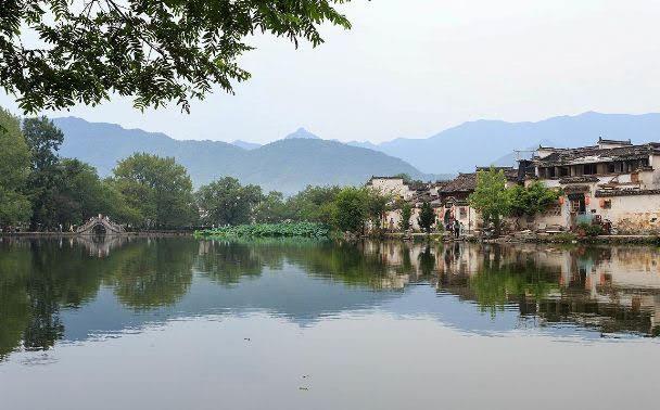 Cidades históricas do Sul do Anhui – Xidi e Hongcun